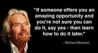 """If Someone Offers You an Amazing Opportunity and You're ..."