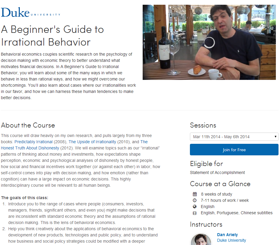 irrational behaviour Typically, what people mean by irrational behavior is a demonstration of strong  emotion in a situation in which the observer does not understand why such.